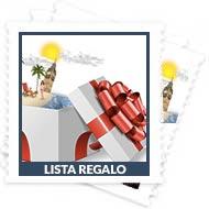 francobollo regalo