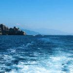 costiera amalfitana in battello