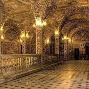 Cripta del Duomo di Salerno