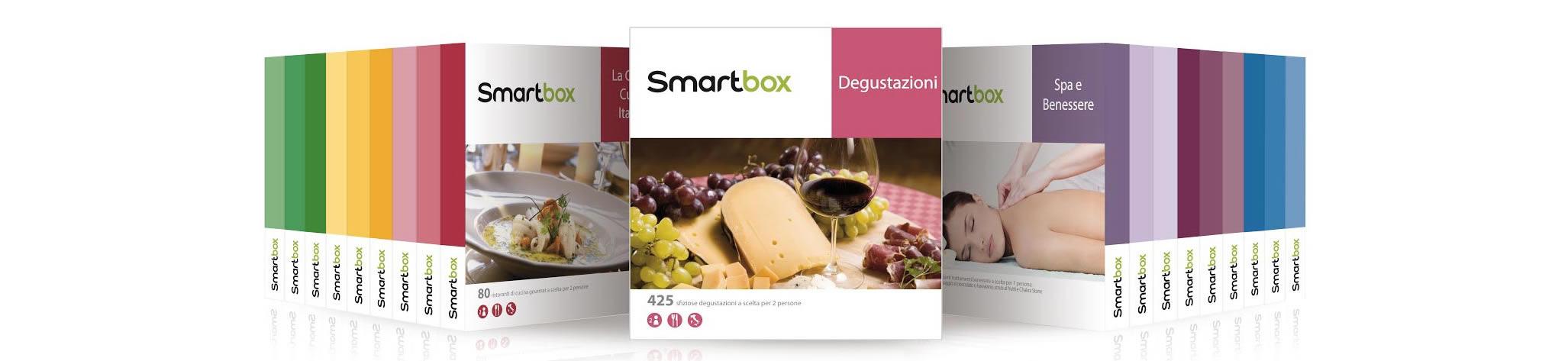 Smartbox | de Cesare Viaggi